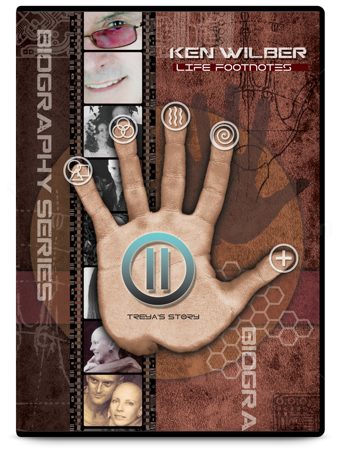 This extraordinary volume of the Ken Wilber Life Footnotes Collection is available as a collector's edition DVD/Blu-Ray or as a digital download, ...